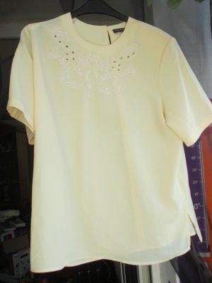 gelbes Shirt Größe 46