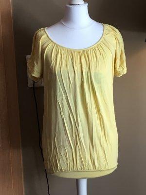 Gelbes Shirt in Größe XS