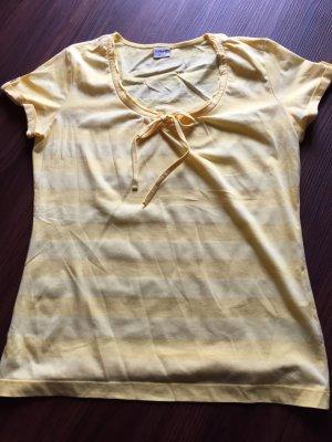 Gelbes Shirt von Esprit Größe M