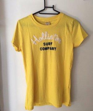 Gelbes Shirt von Hollister