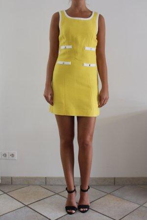 Gelbes Sommerkleid von Escada in 36