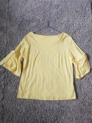 Orsay Camiseta amarillo claro