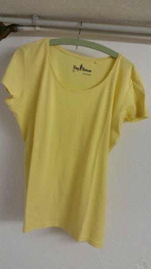 Tony Brown T-shirt jaune