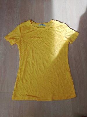 gelbes T-Shirt in beliebter Farbe