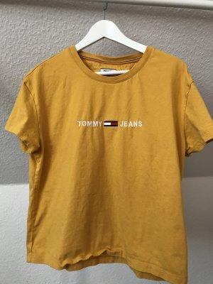 Gelbes T-Shirt TOMMY HILFIGER