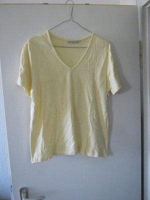 gelbes T-Shirt von Giorgio