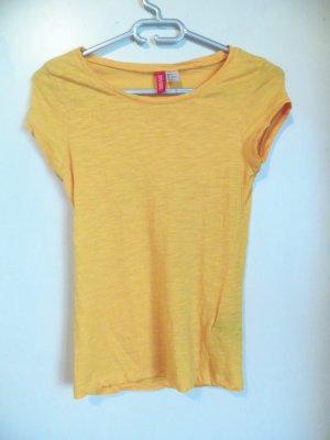 Gelbes T-SHirt von H&M