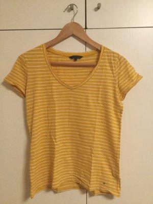 gelbes T-Shirt von Hilfiger