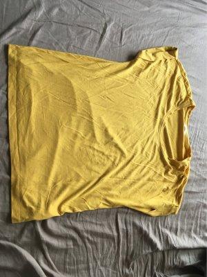 Only Camiseta amarillo-amarillo pálido