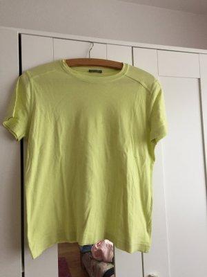 gelbes T-Shirt von Schiesser