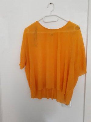 Monki Camiseta amarillo