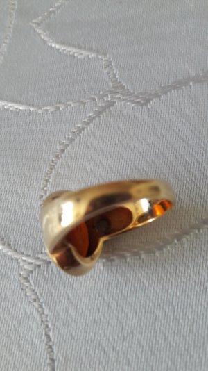Gelbgoldring 750 er vom Juwelier