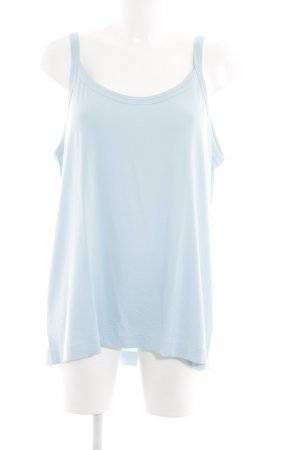 Gelco Basic Top blue casual look