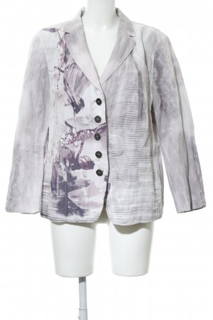 Gelco Boyfriend Blazer abstract pattern casual look