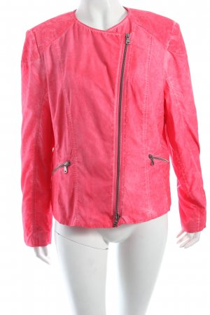 Gelco Jacke rot-pink