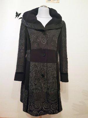 Gelco Outdoor Mantel schwarz Gr  46 48
