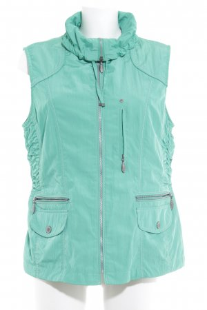 Gelco Steppweste mint Casual-Look