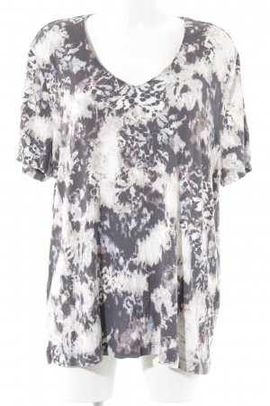 Gelco Camiseta estampado con diseño abstracto look casual