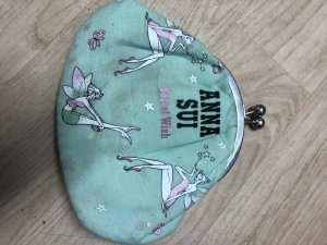 Anna Sui Portefeuille turquoise