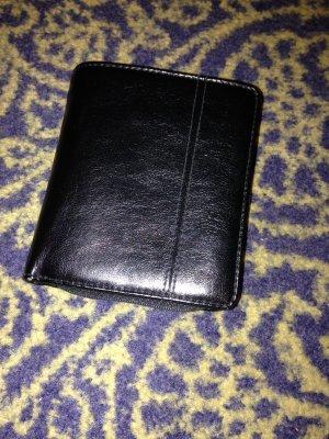 Geldbeutel Mango schwarz