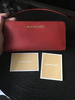 Geldbeutel Michael Kors Rot