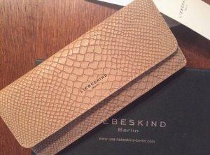 Liebeskind Wallet brown-cognac-coloured