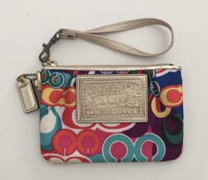 Coach Carry Bag multicolored