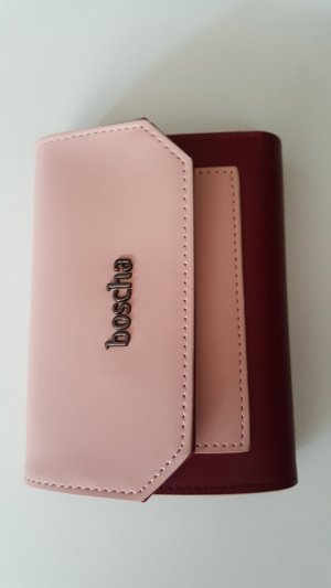 Wallet red-pink