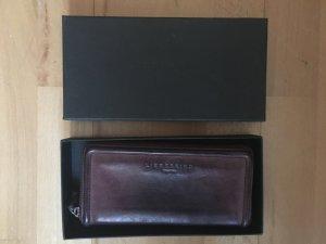 Liebeskind Berlin Wallet purple leather