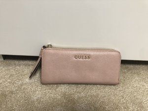 Guess Wallet rose-gold-coloured