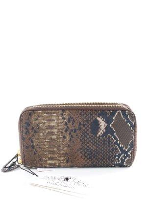 Wallet animal pattern extravagant style
