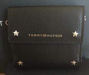 Tommy Hilfiger Cartera negro-color oro