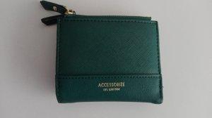 Geldbörse dunkelgrün von Accessorize