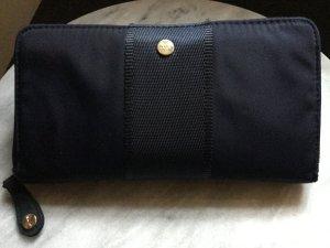 Geldbörse Gant Portmonaie Navyblau