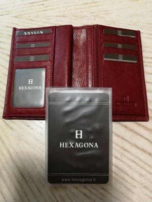 Geldbörse Hexagona