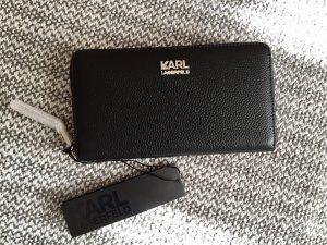 Karl Lagerfeld Portafogli nero Pelle