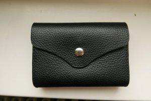 Card Case black leather