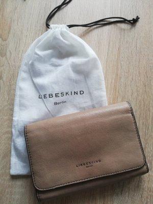 Liebeskind Berlin Wallet light brown leather