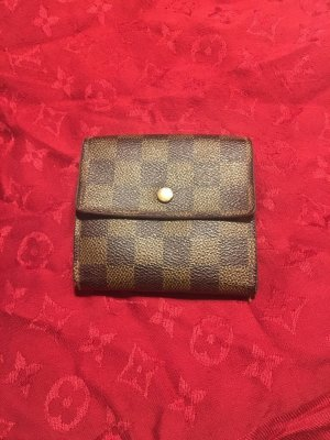 Louis Vuitton Portefeuille brun