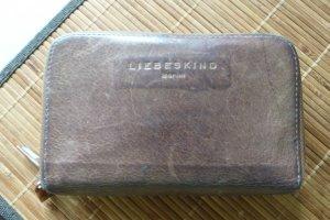 Geldbörse / Portmonnaie Liebeskind vintage stone (groß!)