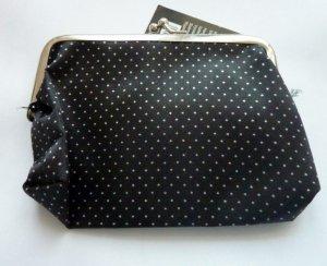 Mini sac noir-blanc