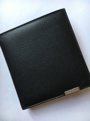 Geldbörse von Bodenschatz NEU echt Leder schwarz Portemonnaies Geldbeutel