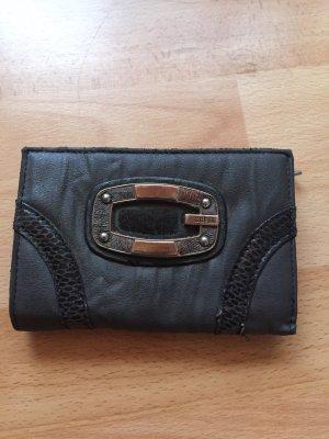 Geldbörse von Guess in schwarz