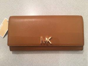 Michael Kors Wallet camel leather