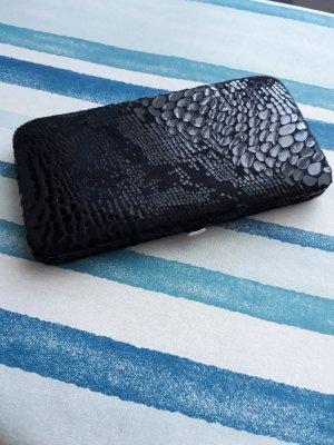Pieces Ceinture en cuir noir