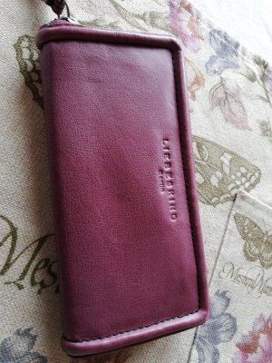 Liebeskind Wallet bordeaux leather