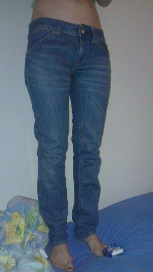 Gemütliche blaue Replay-Jeans w28, l 30