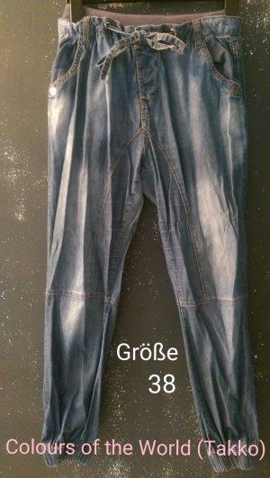 gemütliche stylische Jeans