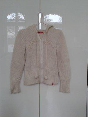Edc Esprit Cardigan natural white polyacrylic