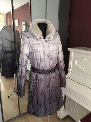Gemütlicher langer Mantel